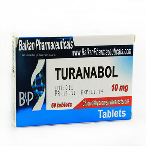 what does oral turinabol do